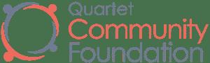 Logo for Quartet Community Foundation.