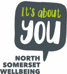 Logo: It's About You North Somerset Wellbeing