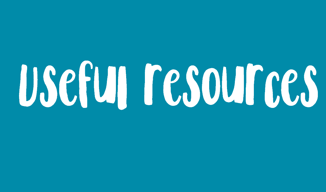 Useful Resources Button